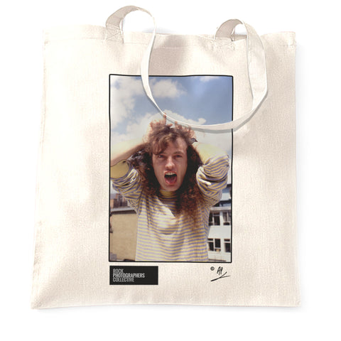 Angus Young Bull full colour Tote Bag