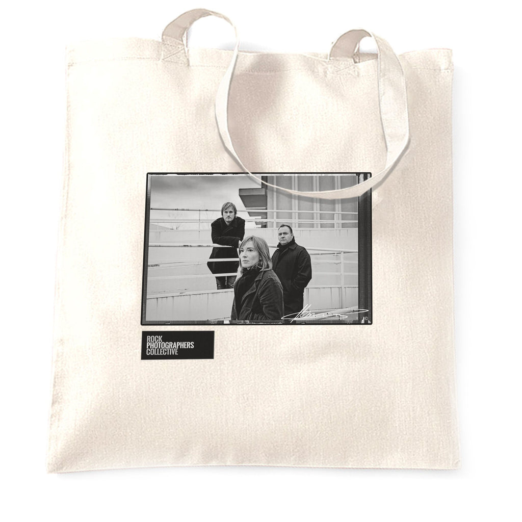 Portishead in Paris, 2008, MRW Tote Bag