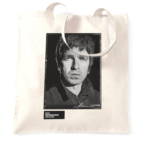 Noel Gallagher, Oasis, 2008, MRW Tote Bag