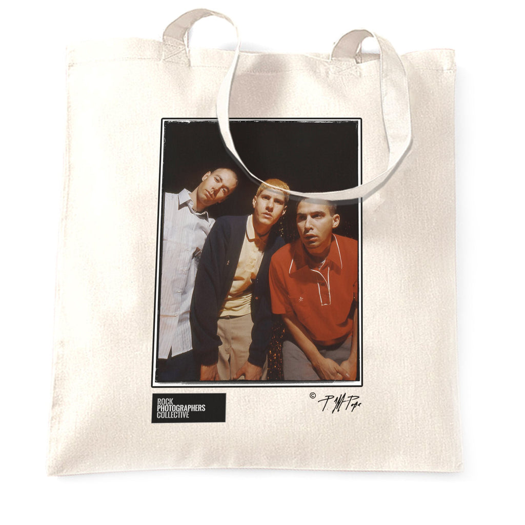 Beastie Boys Rock Tote Bag