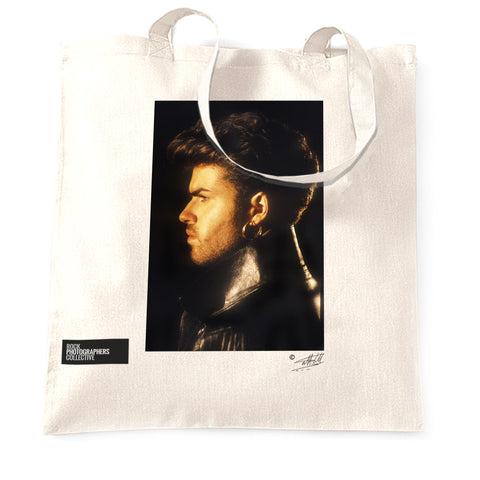 George Michael (1) Tote Bag.