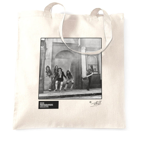 AC/DC Rock Tote Bag