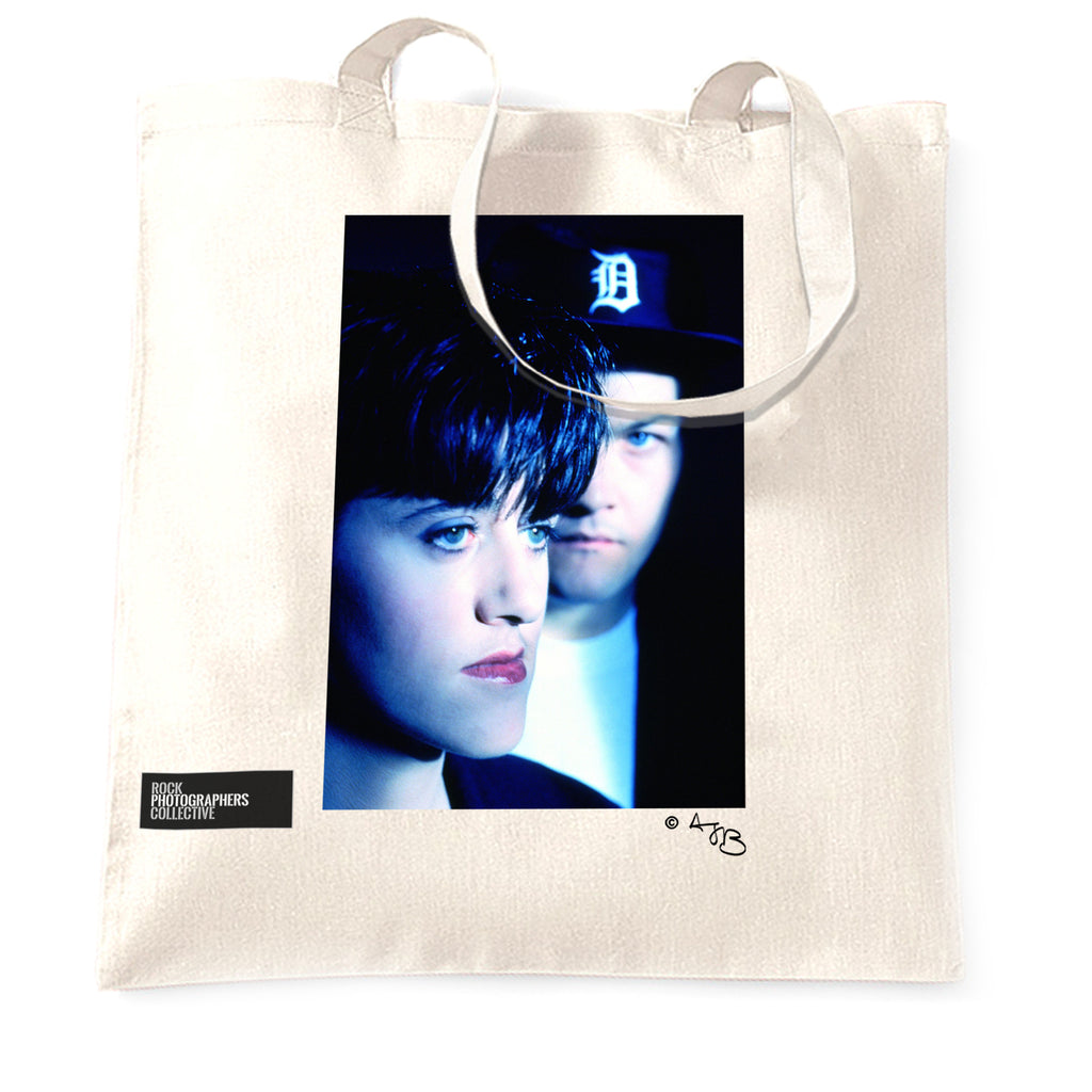 Everything But The Girl Tote Bag.