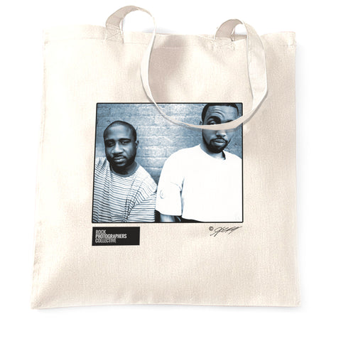 Jungle Brothers, Tampa, Florida, 2003, AC Tote Bag