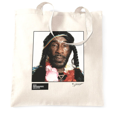 Lee 'Scratch' Perry, 2007, AC Tote Bag