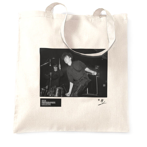The Jesus and Mary Chain, live AP Tote Bag