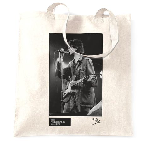 Echo & The Bunnymen live AP Tote Bag