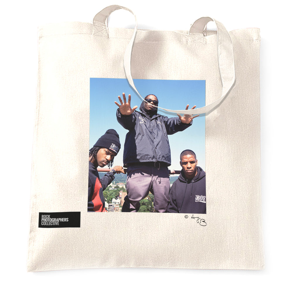 Naughty By Nature Tote Bag