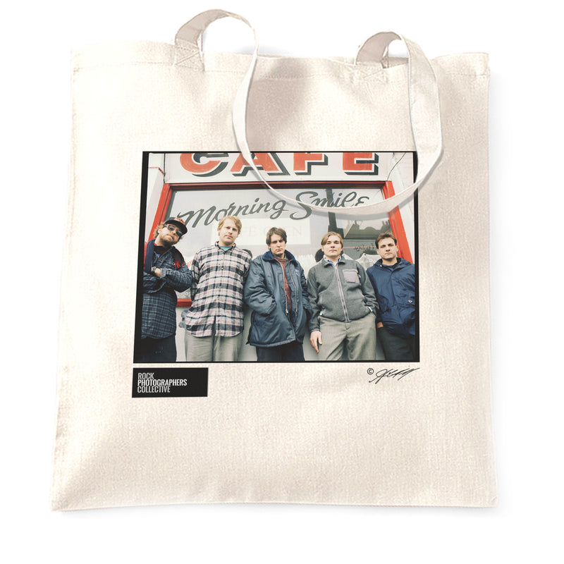 Pavement, London, 2001 (AC) Tote Bag