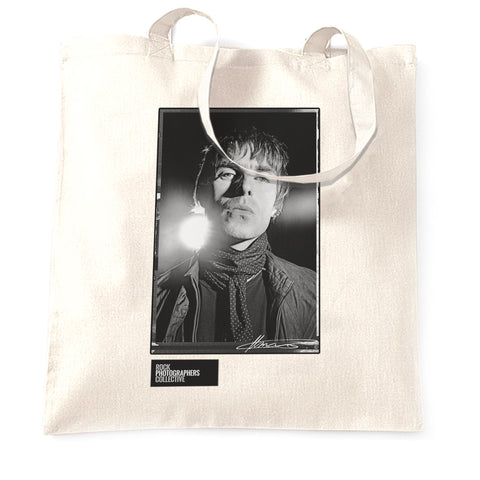 Liam Gallagher, Oasis, 2008, (2) MRW Tote Bag
