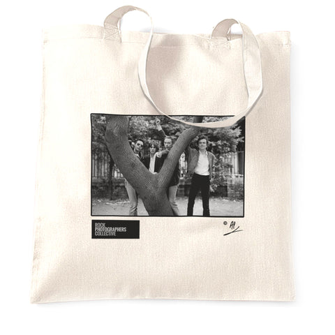 Doll By Doll group portrait AP Tote Bag
