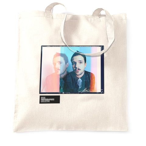 Brandon Flowers, The Killers, 2006, (2) MRW Tote Bag