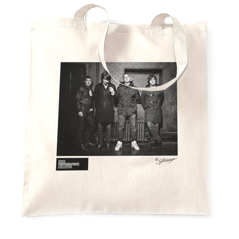 Arctic Monkeys, London, 2010 (AC) Tote Bag