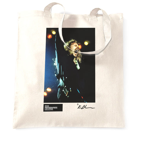 Metallica live Tote Bag