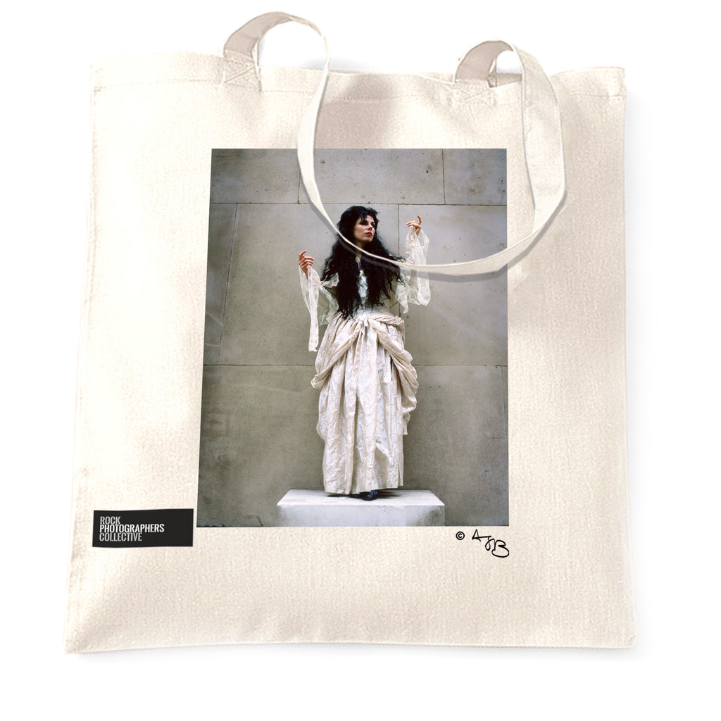 Patricia Morrison (2), Sisters of Mercy Tote Bag