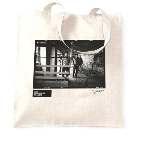 Arctic Monkeys, Sheffield, 2002 (AC) Tote Bag