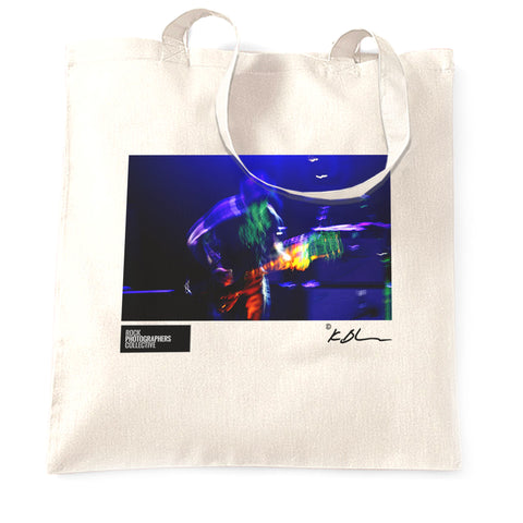 Ryan Adams live - motion blur Tote Bag