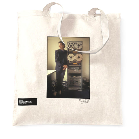 Pete Townshend Recording Tote Bag