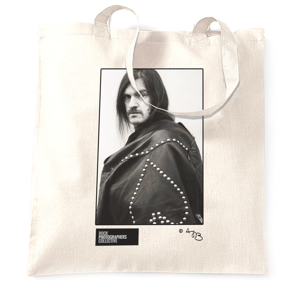 Lemmy, Motorhead, Los Angeles 1992, TB Tote Bag