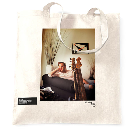 Pixies, Frank Black Tote Bag.