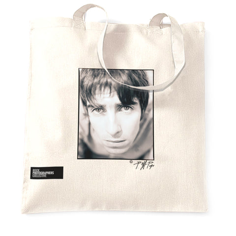 Liam Gallagher Tote Bag