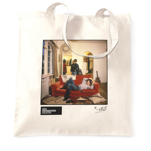 U2 Tote Bag Leeds 1979 Lounge