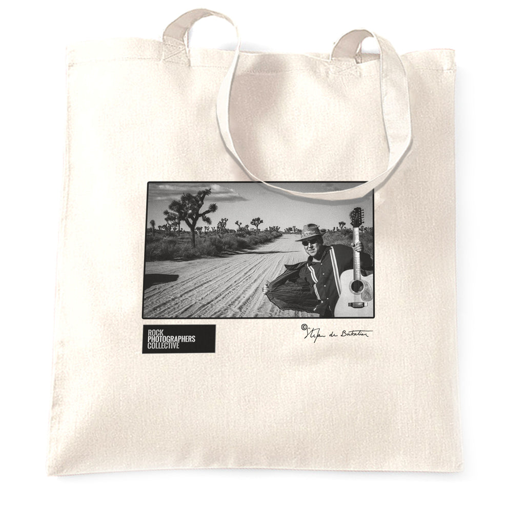 Frank Black, The Pixies, 1992 (SdB) Tote Bag