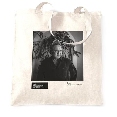 Johnny Cash, Los Angeles, 1996 (SdB) Tote Bag