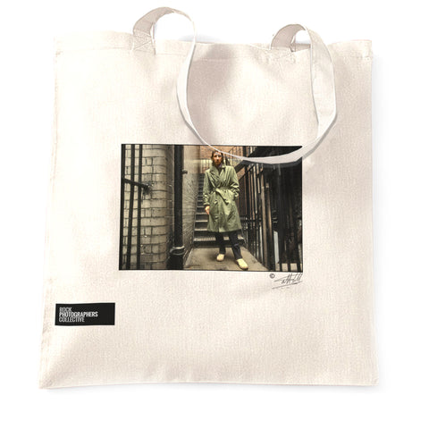 Pete Townshend Stairwell Tote Bag