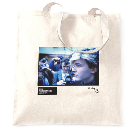David Sylvian, Japan, 1984, profile (AJB) Tote Bag