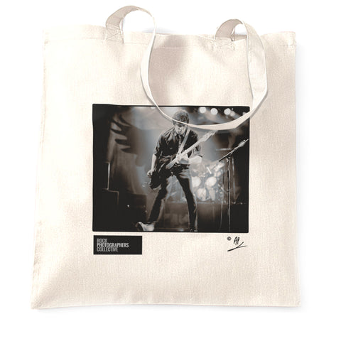 The Stranglers, JJ Burnel, live, 1980, AP Tote Bag