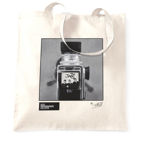 The Jam (1) Tote Bag.