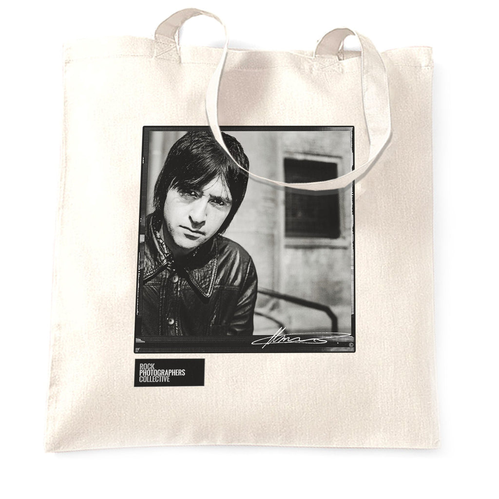 Johnny Marr, The Smiths, 2002, (2) MRW Tote Bag
