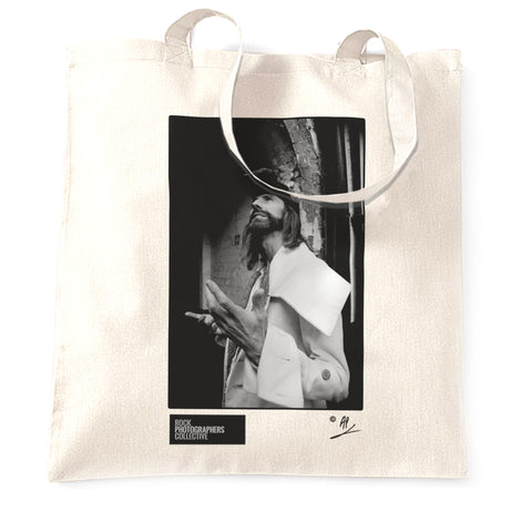 Arthur Brown location portrait AP Tote Bag