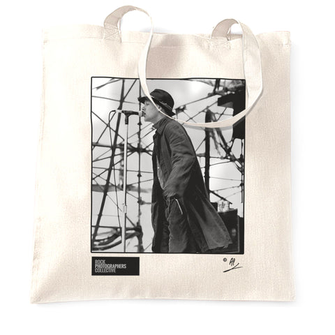 Michael Stipe REM live AP Tote Bag