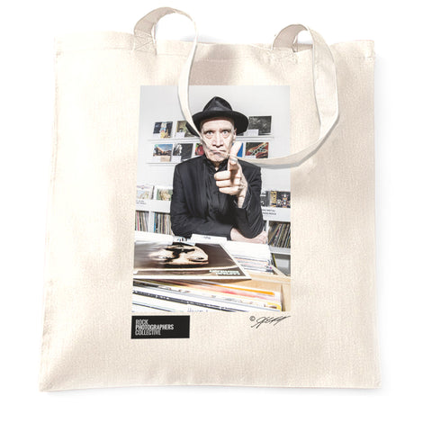 Wilko Johnson, 2018 (AC) Tote Bag