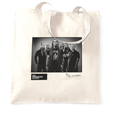 Amorphis, studio photo, Helsinki, 2011 (SdB) Tote Bag