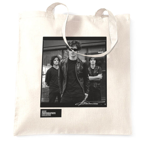 Black Rebel Motorcycle Club, 2003 (2) MRW Tote Bag