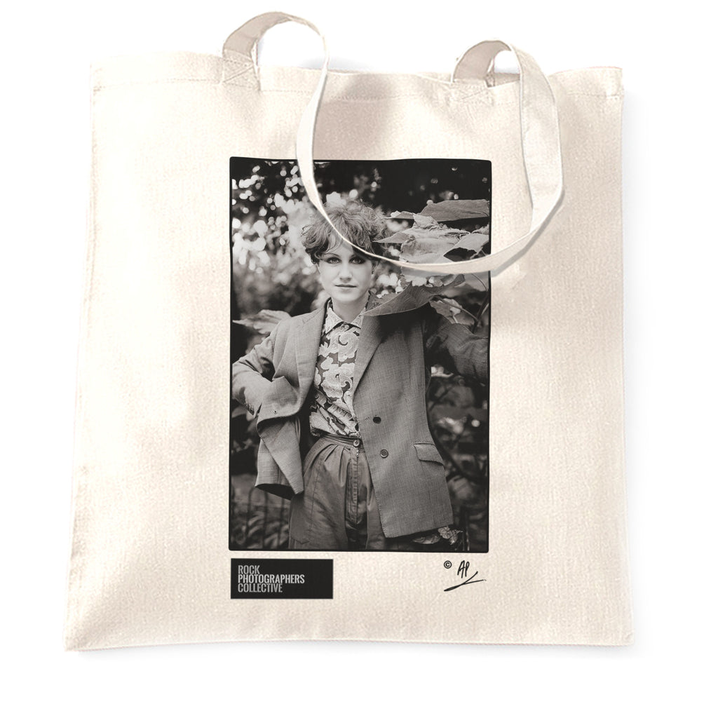 Pauline Murray, Penetration, 1980, AP Tote Bag