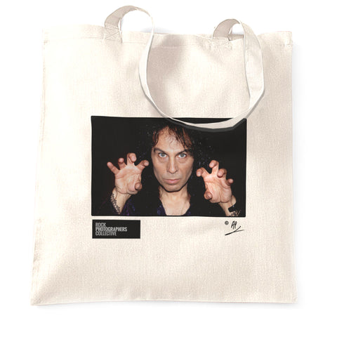 Ronnie James Dio 1992 Tote Bag