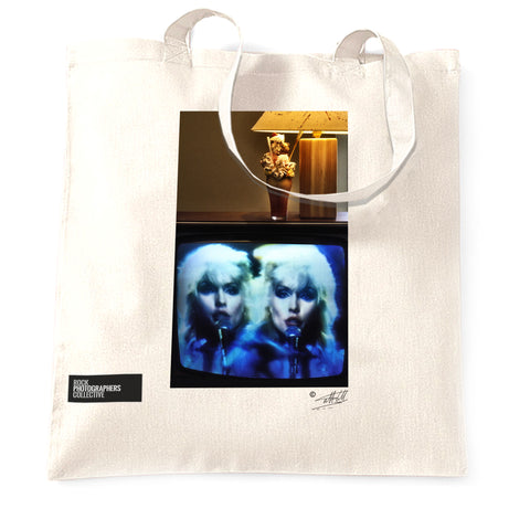 Debbie Harry - Blondie (2) Tote Bag.