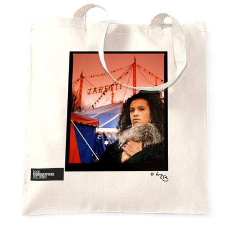 Neneh Cherry Tote Bag.