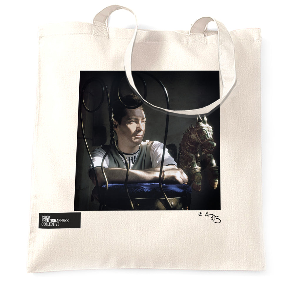 Roddy Frame, Aztec Camera Tote Bag.