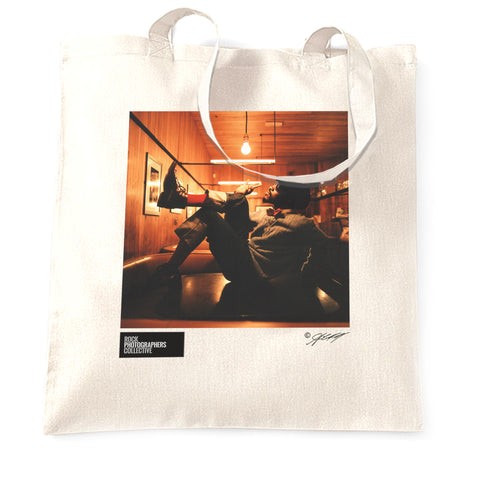 Andre 3000, London, 2009 (AC) Tote Bag