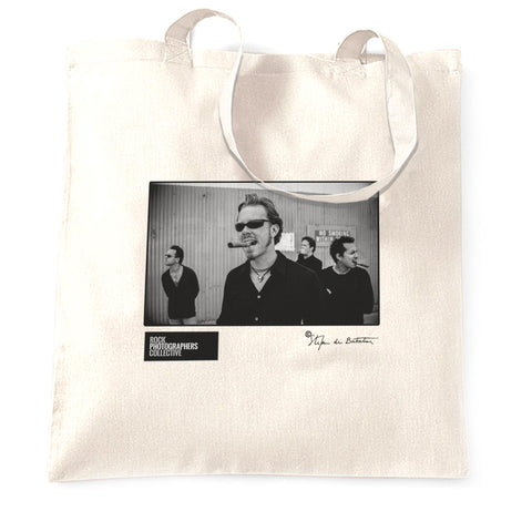Metallica whole group Tote Bag