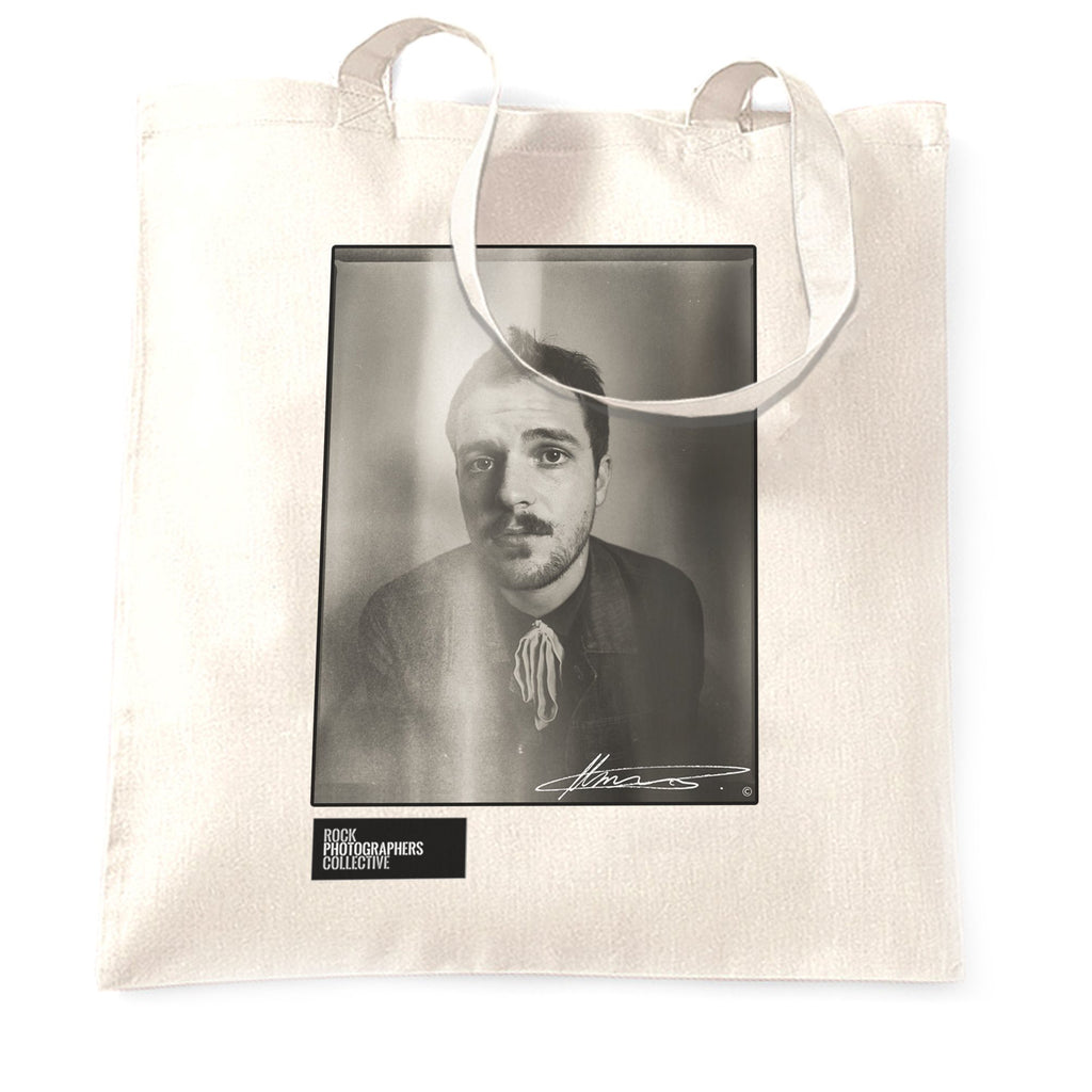 Brandon Flowers, The Killers, 2006, (1) MRW Tote Bag