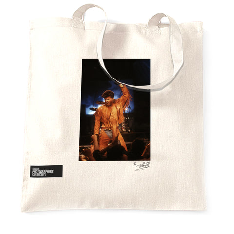 George Michael (2) Tote Bag.