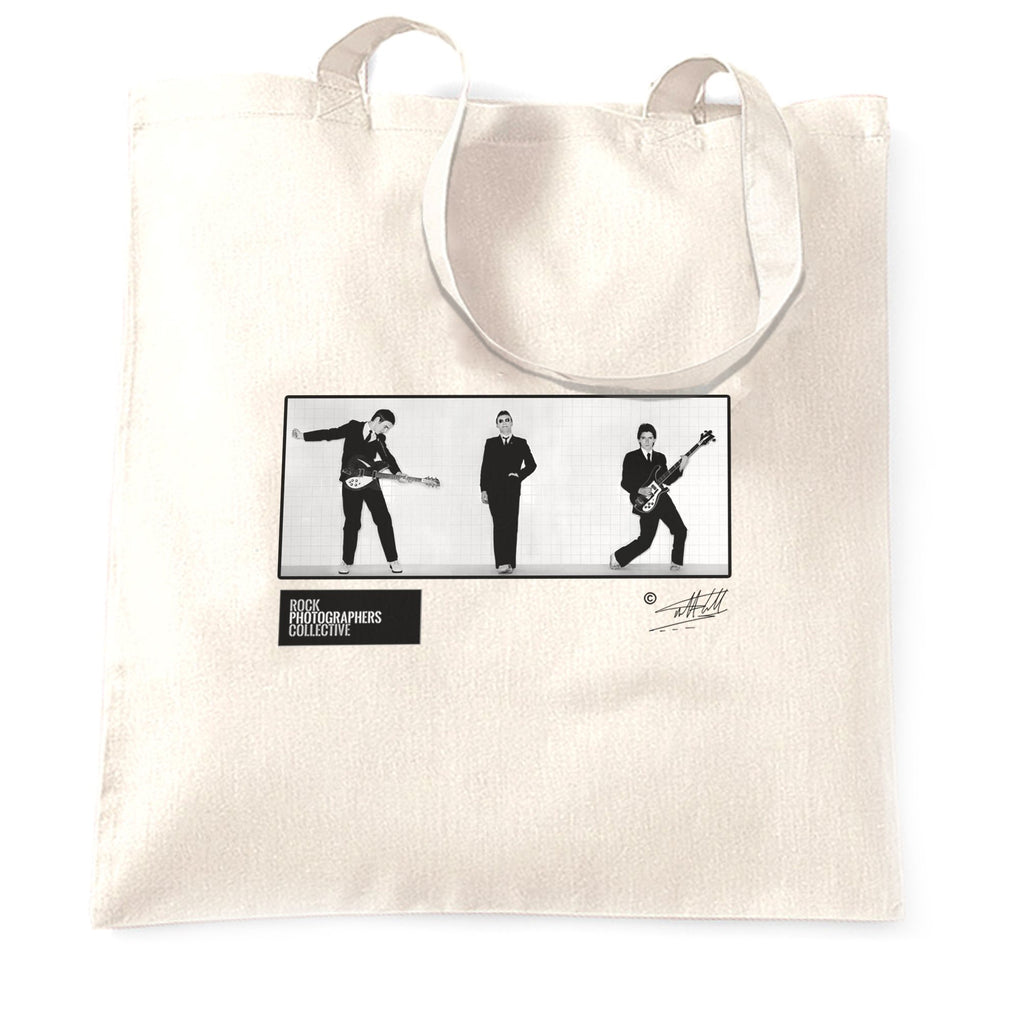 The Jam Tote Bag 'In The City' no.2