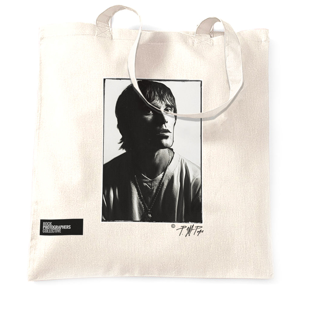 Ian Brown, Stone Roses Tote Bag