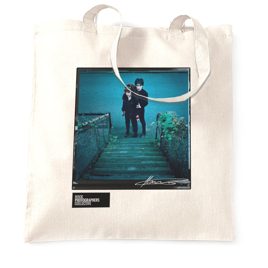The Cramps, portrait, 2008, MRW Tote Bag